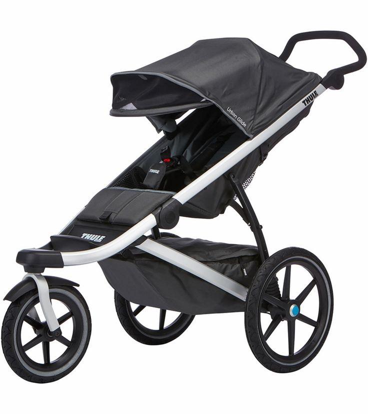 Thule Urban Glide Jogging Stroller - Dark Shadow