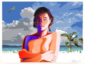 AD NATURA 2015 N°1 (obra a pedido según color)