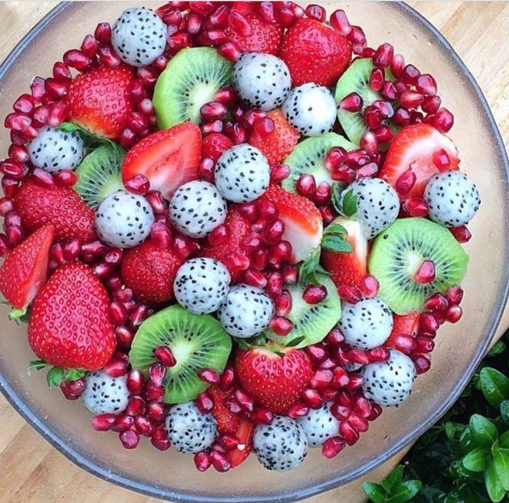 dragon fruit bowl