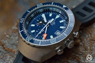 Outstanding article!!---  MONOCROME: The Omega Seamaster Automatic 120m Chronograph (Ref.176.004) a.k.a. the Big Blue