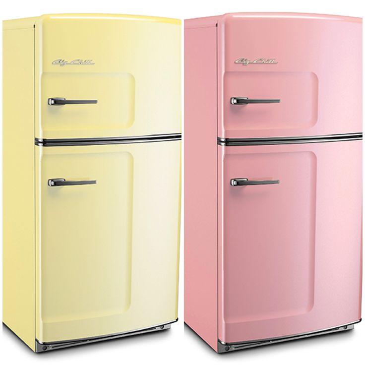 Yellow Small Kitchen Appliances: 379 Best Ideas About Retro Kitchen Cool On Pinterest