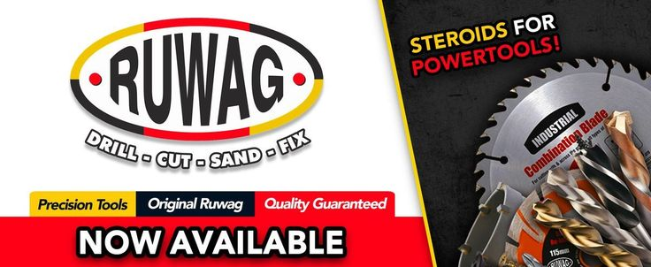 Ruwag Tools are the best. Now available at Livecopper.co.za