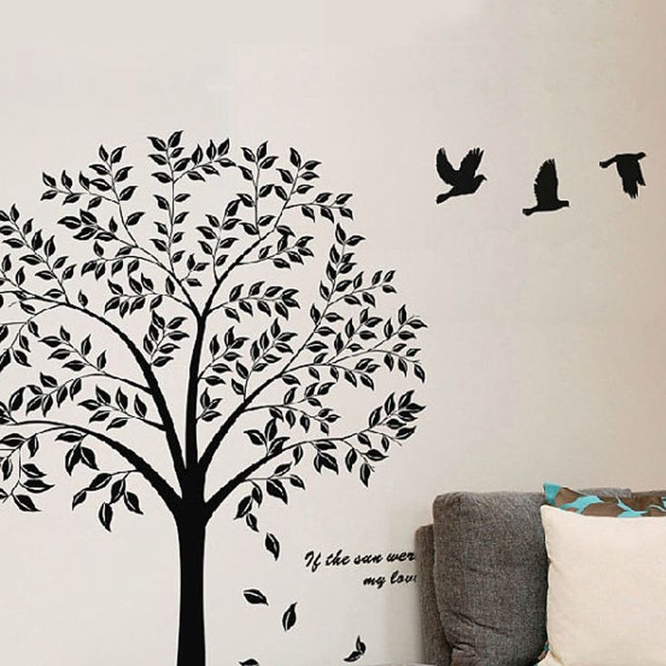 102 Best Wall Art Images On Pinterest | Adhesive, Decoration And Ideas For  Bedrooms Part 23