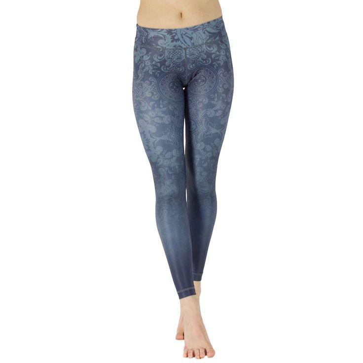 Yoga Leggings Von Niyama Holly Golightly Yoga Leggings Damen Yoga Kleidung Greenyogashop Yoga Kleidung Kleidung Legging