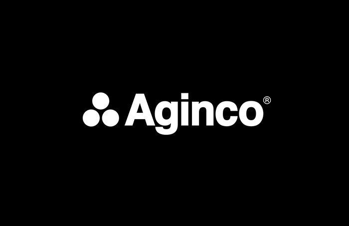 Aginco - Logo   by Skinn Branding Agency