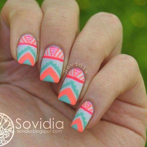 Like #nailart #nail #colors #white