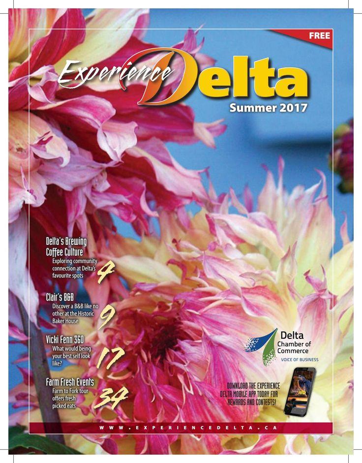 Experience delta summer 2017