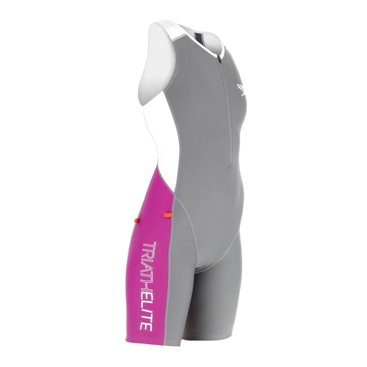 Speedo Women's Lzr Racer Tri Comp Tri Suit