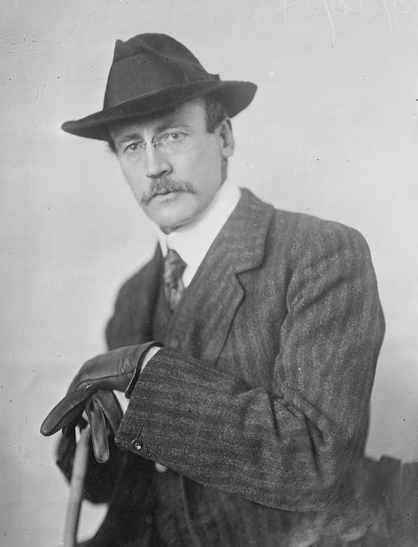 Robert Tait McKenzie (sometimes written MacKenzie) (May 26, 1867 – April 28, 1938) was a Canadian-born sculptor, doctor, soldier, physical educator, athlete and Scouter.