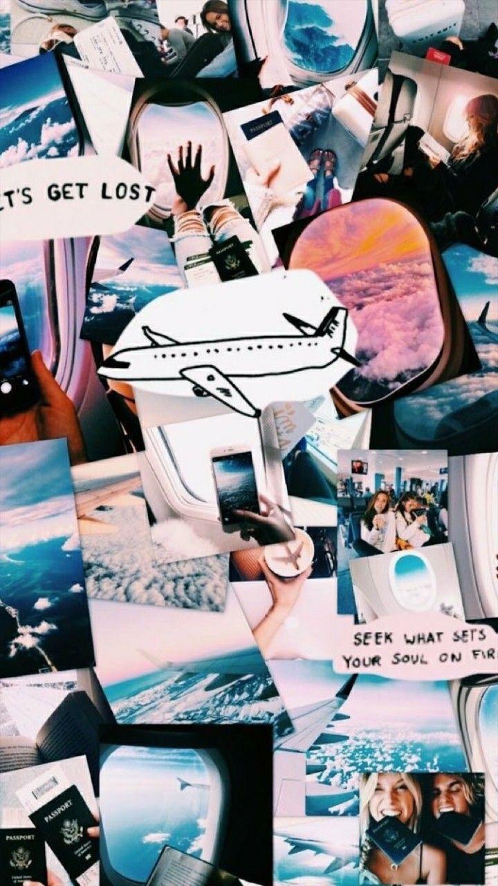 Pinterest Noragraceee Aesthetic Iphone Wallpaper Collage