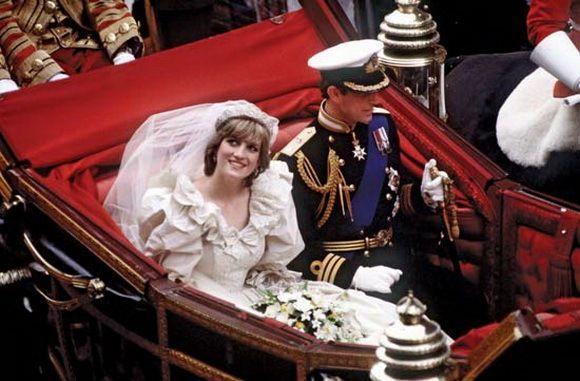 15 vestidos de noiva da realeza | Princesas reais - Princesa Diana – Reino Unido
