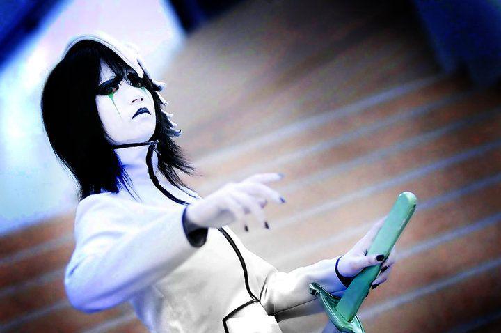 bleach ulquiorra schiffer cosplay | Bleach | Pinterest Ulquiorra Cosplay