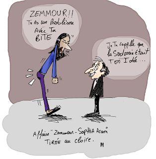 L-M7JOUB: SOPHIA ARAM-ZEMMOUR .... TOUT S'EXPLIQUE.