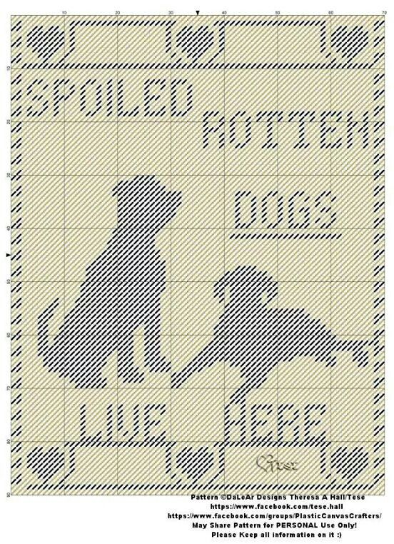 Spoiled Rotten Dogs by: Theresa Hall