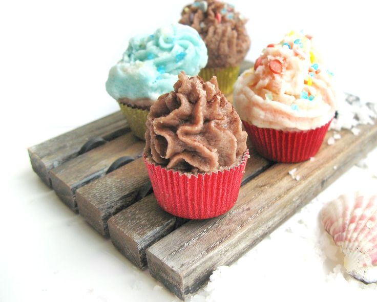 Badecupcakes do it yourself