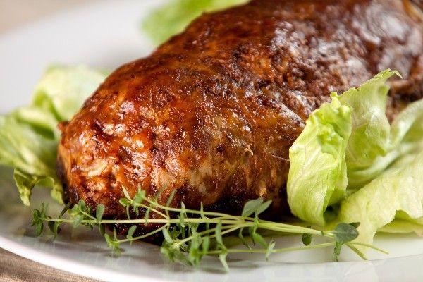 Italian Meatloaf #Recipe - A family favorite!
