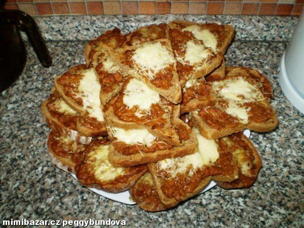 Zapékané toasty