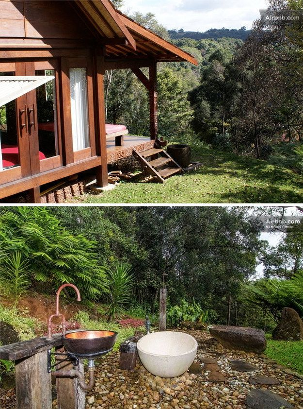 Glamping, Mullumbimby, NSW   25 Australian Airbnb Destinations You Have To See To Believe