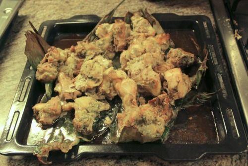 Chicken Paknam