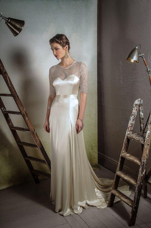 New to The Ivory Secret - Belle & Bunty wedding dresses