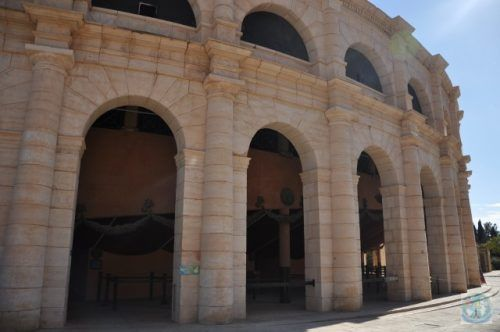 The real Colosseum is in Rome, but did you know there are many other replicas? One is in Benidorm, Spain at Terra Mitica theme park. Why not visit it with us this summer?