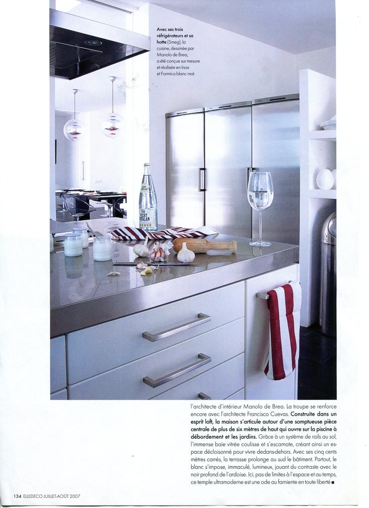 17 best ideas about plan de travail inox on pinterest cuisine en inox agencements de cuisine. Black Bedroom Furniture Sets. Home Design Ideas