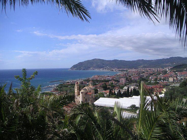 File:Golf-Diano-Marina.jpg; Comune di Diano Marina, Italy;  Image and Info Source:  http://en.wikipedia.org/wiki/Diano_Marina ;