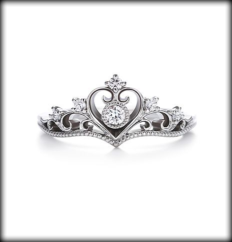 Disney Jewelry in Japan wedding band