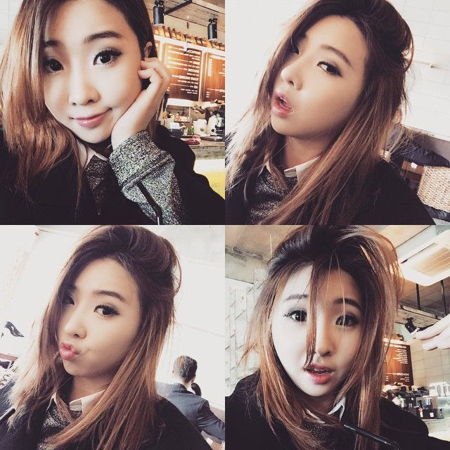 _minzy_mz | How do you part your hair? #Lol