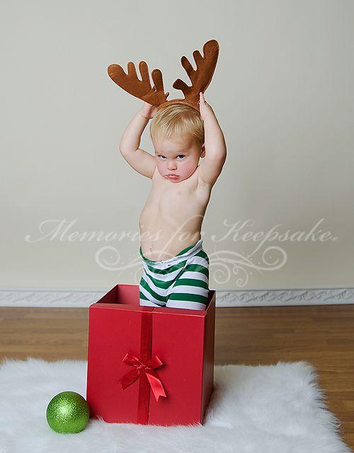 Christmas photo idea