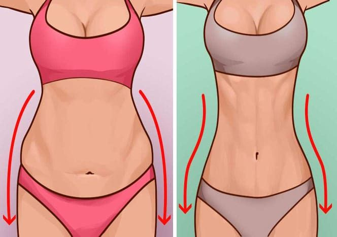Wie man durch Massage Gewicht verliert
