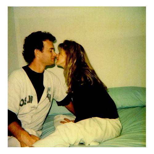 ALMOST KISS: Tom Hanks + Meg Ryan (early 90s)