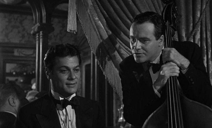 """Джек  Леммон  и  Тони  Кёртис """"В  джазе  только  девушки"""".  1959."""