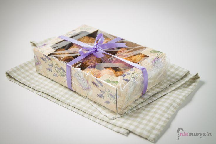 ciasteczka jako podarunek dla pani domu :)