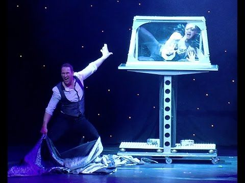 UK Illusionist – Matthew McGurk – Magician for Hire