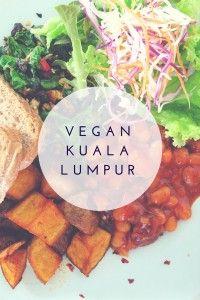 Vegan Guide to Kuala Lumpur Pin2