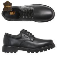 DERBY CATERPILLAR Derby Cuir Interchange Homme