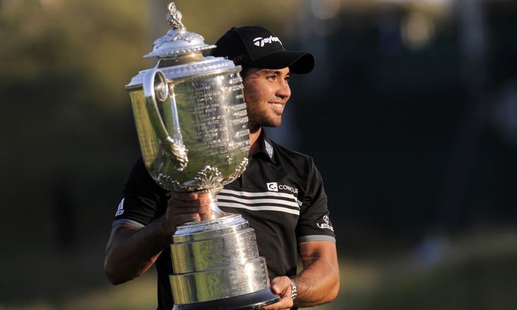 Jason Day's rise through professional golf is truly inspirational. He was raised in a poor family in Australia, he is now considered one of the best golfers in the world. He recently won the PGA Tournament Championship. (Thomas J. Russo-USA TODAY Sports)
