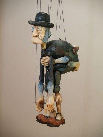 Jakub Fiala - Fotoal - Jakub Fiala - Fotoalbum - loutky - loutky loňské 2 - pavouk 04.jpg --- #Theaterkompass #Theater #Theatre #Puppen #Marionette #Handpuppen #Stockpuppen #Puppenspieler #Puppenspiel
