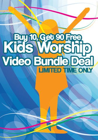 The 10 Most Popular Worship Songs for Kids | Children's Ministry Deals