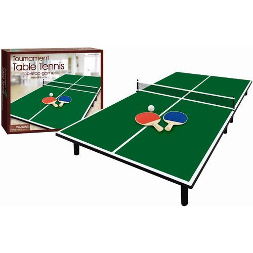 Image for Westminster Tabletop Tournament Table Tennis Game from Academy
