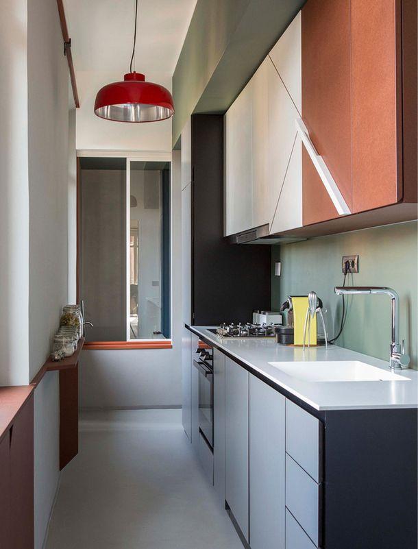 Квартира в Турине, 90 м²