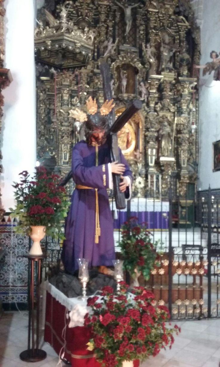 Sólo 40 días al año para contemplar una de las tallas imprescindible del Barroco andaluz. El Nazareno de José de Arce.