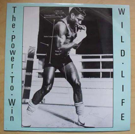 Wildlife (12) - The Power To Win (Vinyl) at Discogs