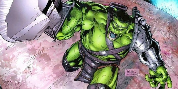'Thor: Ragnarok' May Bring Some 'Planet Hulk' Elements into the Mix -  A few years ago, there was a rumor going around that the end of Avengers: Age of Ultron would see Hulk blasted into space after posing too much of a threat to humanity. This would have opened the gates for a solo Hulk movie based on the popular Planet Hulk storyline, one that would end with... http://tvseriesfullepisodes.com/index.php/2016/05/31/thor-ragnarok-may-bring-some-planet-hulk-elements-int