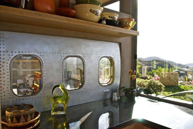 airplane house!