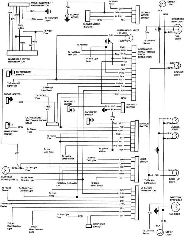 16+ 78 Chevy Truck Wiring Diagram - Truck Diagram - Wiringg.net in 2020 | Chevy  trucks, 1985 chevy truck, 86 chevy truckPinterest