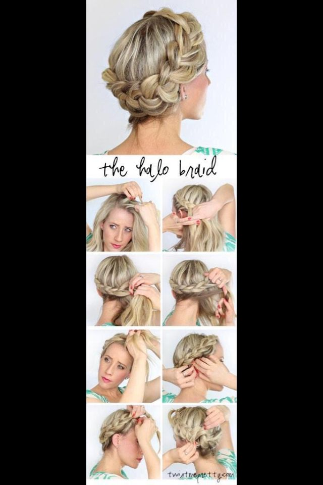 I wish I could do this with my hair