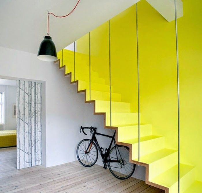 The Most Creative Stairs Designs, ideas to climb to the second floor
