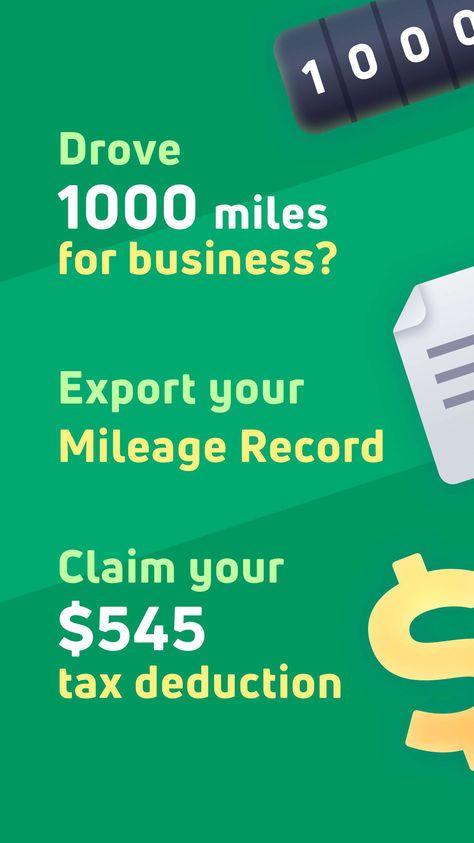 iOS MileBug - Mileage Tracker Log ($299 to Free) Free Stuffs On